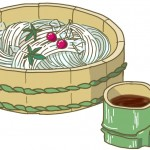 そうめんは何が起源?唐菓子が先祖って本当?そうめんに見る日本と中国の密接な関係