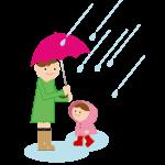 梅雨は英語で何て言うの?正しい表現を理解して外国人の方に説明できるようにしよう!