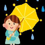 梅雨のイラストや画像をダウンロードできる無料サイトのまとめ