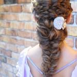結婚式で使える女性のヘアアレンジ